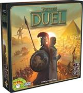 7 Wonders Duel - Brettspiel (Englisch) -