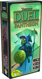 7Wonders Duell-Pantheon-Erweiterung -