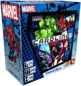 Asmodee 002799 - Marvel Cardline -