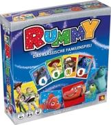 Asmodee 002802 - Brettspiel - Disney Rummy -