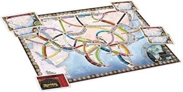 Asmodee 811773 - Zug um Zug Erweiterung - Asien -