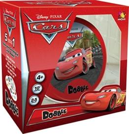Asmodee ASM0004 - Dobble Cars, Kartenspiel, mehrfarbig -