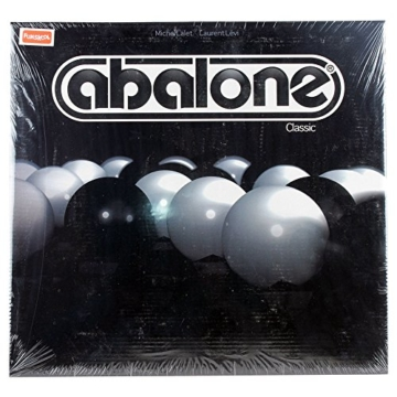 Asmodee Editions ab02en Abalone Board Game -