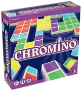 Asmodee Editions Chromino Deluxe Board Game (Mehrfarbig) -