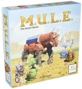 Asmodee Editions M.U.L.E. Board Game (Mehrfarbig) -