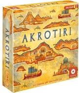 Asmodée fiakr01-Gesellschaftsspiel-Akrotiri -