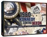 Asmodée - KCN01 - Jeu de Stratégie - 1960 : Kennedy Contre Nixon [Französische Edition] -
