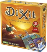 Asmodee - Libellud 200706 - Dixit - Spiel des Jahres 2010 -