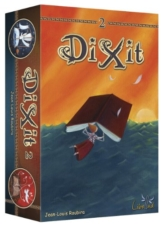 Asmodee - Libellud 200786 - Dixit 2 -