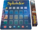 Asmodée - scsplplaymat - Card Games - Play Matte Splendor -