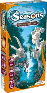 Asmodee - seas03 - Kartenspiel - Seasons Path of Destiny -
