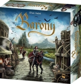 Barony Board Game by Asmodee -