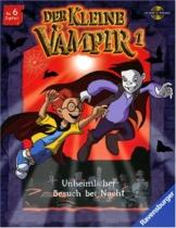Der kleine Vampir 1 - Unheimlicher Besuch bei Nacht -