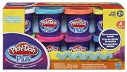 Hasbro Play-Doh A1206EU4 - Plus 8er Pack, Knete -