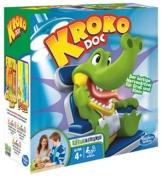 Hasbro Spiele B0408100 - Kroko Doc, Kinderspiel -