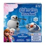 Hasbro Spiele B1646100 - Disney Die Eiskönigin, Olaf aus dem Häuschen, Kinderspiel -