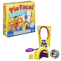 Hasbro Spiele B7063100 - Pie Face, Partyspiel -