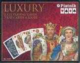 Kartenspiele, Romme, Luxury von Piatnik -