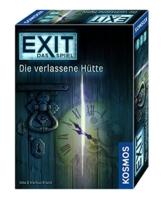 KOSMOS Spiele 692681 - Exit - Das Spiel, Die verlassene Hütte -