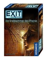 KOSMOS Spiele 692698 - Exit - Das Spiel, Die Grabkammer des Pharao -