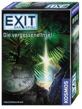 """KOSMOS Spiele 692858 - """"EXIT - Die vergessene Insel"""" Spiel -"""