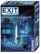 """KOSMOS Spiele 692865 - """"EXIT - Die Station im ewigen Eis"""" Spiel -"""