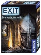 """KOSMOS Spiele 692872 - """"EXIT - Die verbotene Burg"""" Spiel -"""