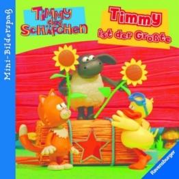 Mini-Bilderspaß: Timmy ist der Größte -
