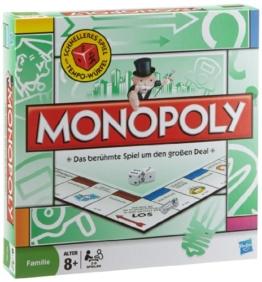 Monopoly 00009 - Monopoly Classic (Deutsche Version) -