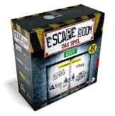 Noris Spiele 606101546 - Escape Room inkl. 4 Fällen und Chrono Decoder -