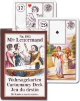 Piatnik - 194115 Mlle.Lenormand Tarot & Wahrsagekarten -