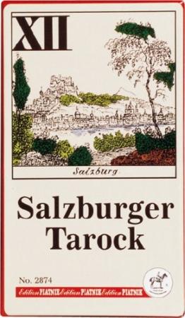 Piatnik  2874 - Salzburger Tarock -