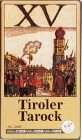 Piatnik  2879 - Tiroler Tarock -