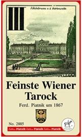 Piatnik 2885 - Feinste Wiener Tarock (Ferd. Piatnik um 1867) -