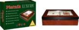 Piatnik 2982 - Luxuskassette Holz mit Glas -