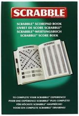 Piatnik 50082 - Scrabble Wertungsbuch -