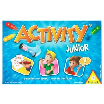 Piatnik 6012 - Activity Junior -