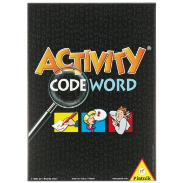 Piatnik 6048 - Activity Codeword -