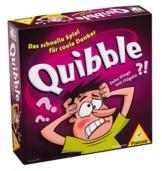 Piatnik 6334 - Quibble, Brettspiel -