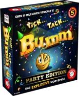 Piatnik  648366 - Tick Tack Bumm Party Edition -