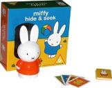 Piatnik 6898 - Miffy Hide and Seek, Babyspielzeug -