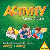Piatnik 9001890605079 - Activity Family Classic Brettspiel -