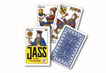 Piatnik Jass Karten -