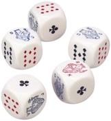 Piatnik - Pokerwürfel 22mm (5St) -