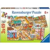 Ravensburger 09307 Beim Hausbau -