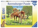 Ravensburger 10577 - Pferdeglück auf der Wiese -