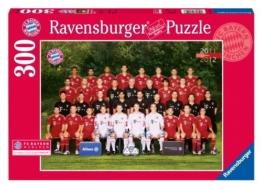 Ravensburger 13049 - FC Bayern München Saison 2011/2012 - 300 Teile Puzzle -