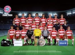 Ravensburger 131617 - FC Bayern München Saison 2008/2009 - 300 Teile Puzzle -