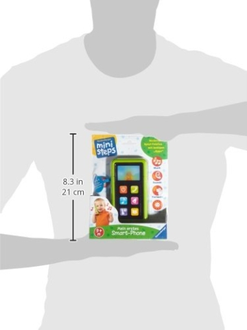 Ravensburger ministeps 04475  - Mein erstes Smart Phone -