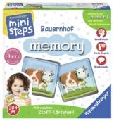 Ravensburger ministeps 04497  - Bauernhof memory -